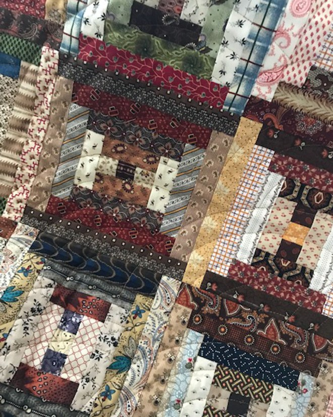 09281e5f3c Last weekend I had my Long Time Gone class at Must Love Fabric in Grapevine  Texas. The class featured the last two blocks needed for the quilt.