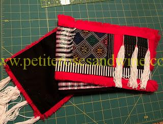 File_003-1 Just Finished Making Another Hmong Hat! DIY OUTFITS