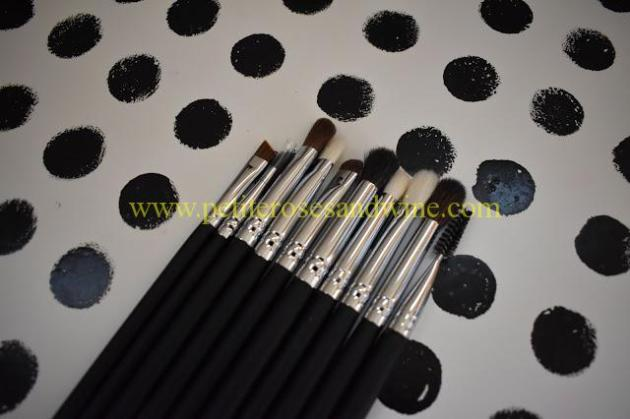 MikasaEyeEssentials Sneak Peak:: Mikasa Brush First Impressions MAKEUP