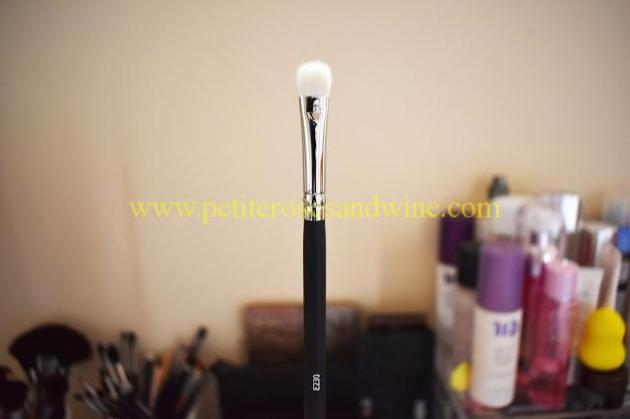 MikasaE230Closeup Mikasa Beauty Brushes:: Complete Eye Set & Lemon Drop Review MAKEUP