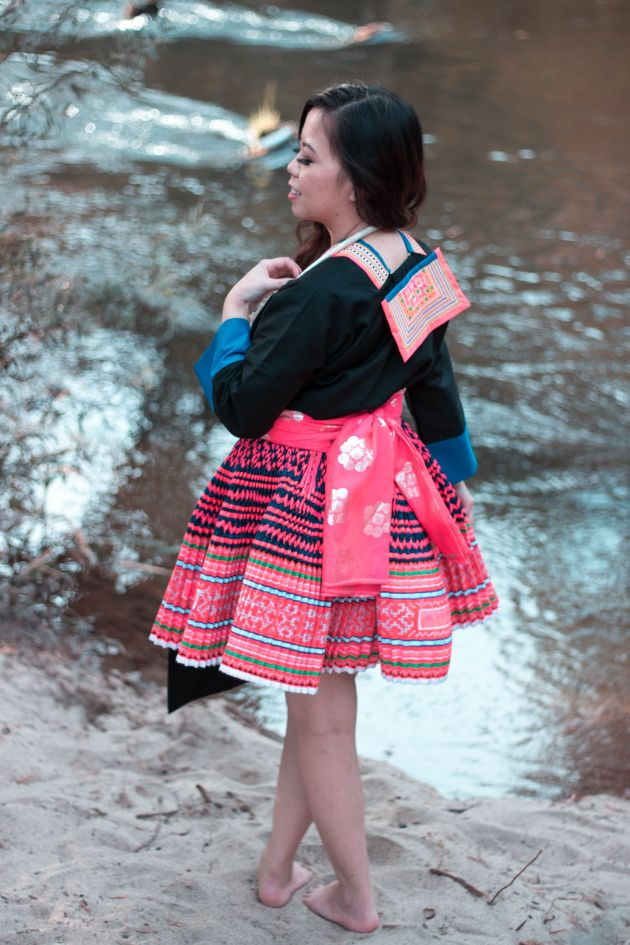 IMG_6194-683x1024 Hmong Outfit Series :: Hmoob Moos Pheeb Hmong Outfit Series