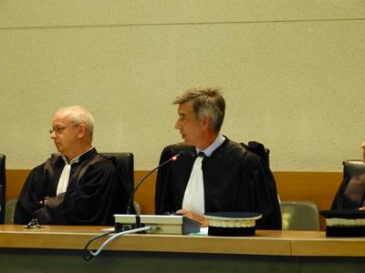 Droit 11 Nouveaux Magistrats Installs Nice Petites
