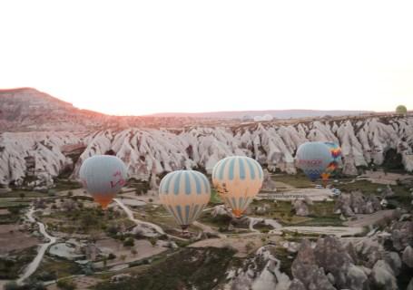 Hot Air Baloon Cappadocia Turkey