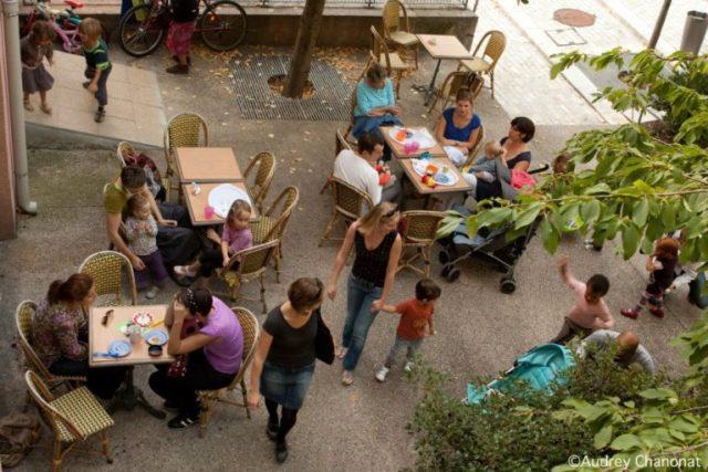 Ka'fête ô Mômes Restaurant Kid-Friendly à Lyon
