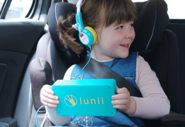 Ma Fabrique à Histoires Lunii Idee Cadeau Noel 2018 Enfant 3 ans
