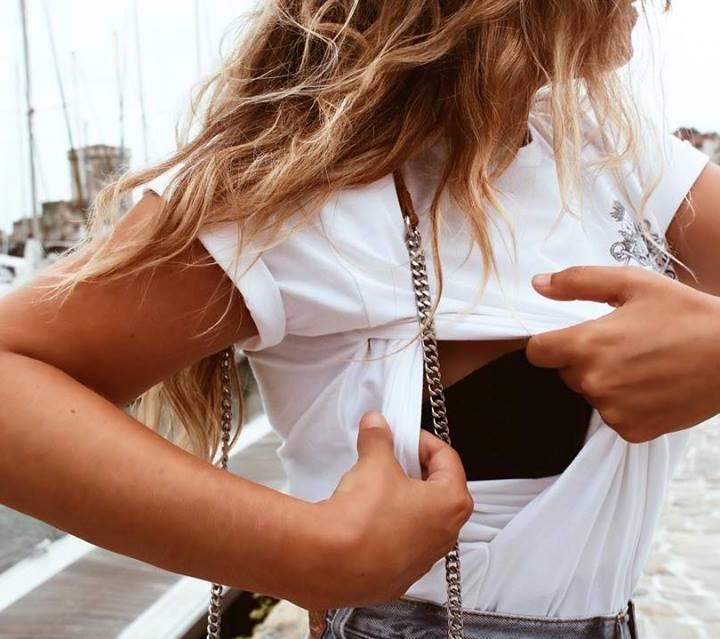 Tee Shirt d'Allaitement Tajine Banane : du confort & du style