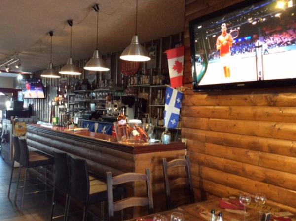 Restaurant Cafe Du Monde Quebec