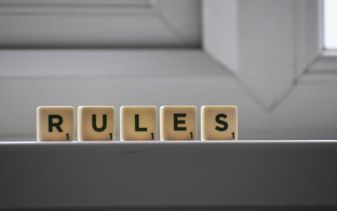 Education Bienveillante   Comment fixer les règles ?