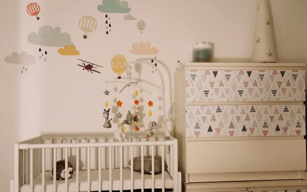 Notre liste d'achat   Comment faire dormir son bébé ?