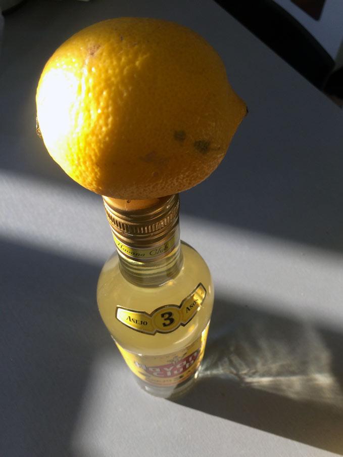 rhum arrange citron