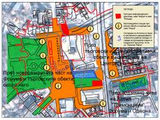 123-124 Нови пешеходни потоци и Елементи на интегрирана информационна система