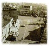 1966 год. Панорама от Пощата на изток