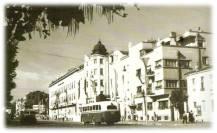 1955 год. Същото място
