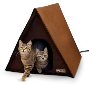 KH Outdoor Multi Kitty Heated A Frame
