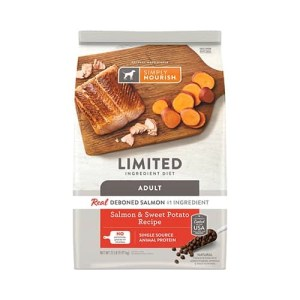 Simply Nourish Limited Ingredient Diet Salmon & Sweet Potato Recipe Dry Dog Food