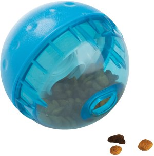 Our Pets IQ Treat Ball & IQ Treat Activity Dog Tug Toy (Interactive Dog Toys, Dog Puzzle Toys, Treat Dispensing Dog Toys - Great Alternative to Slow Feeder Dog Bowls) Multiple Style Options Available
