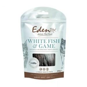Eden Holistic - Természetes jutalomfalat fehérhalból 100g