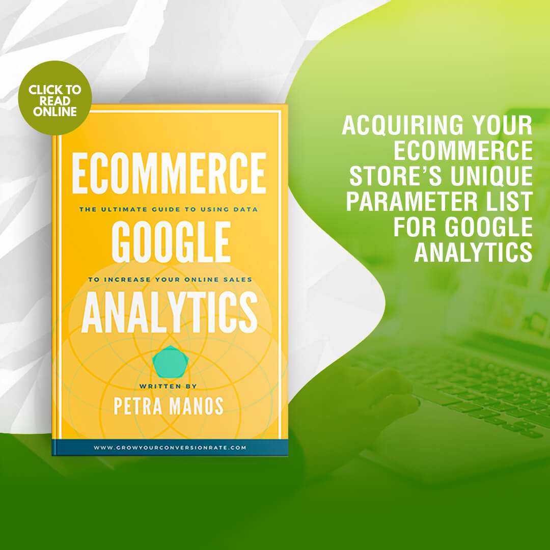 Acquiring Your Ecommerce Store's Unique Parameter List for Google Analytics