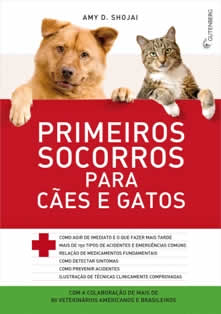 Primeiros Socorros para cães e gatos? Saiba como agir