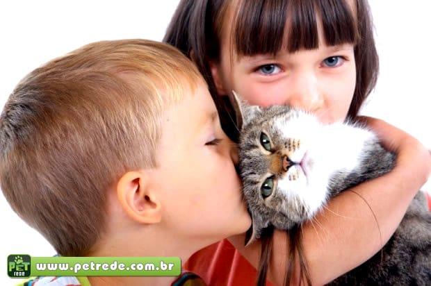 Como escolher o pet ideal para seu filho