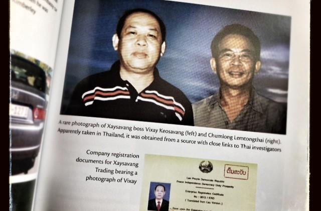 Líder do tráfico de animais selvagens no Laos é intocável, dizem autoridades