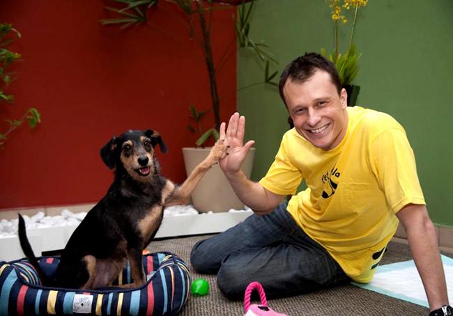 Alexandre Rossi, o Dr. Pet, deixa a Record e acerta com o SBT