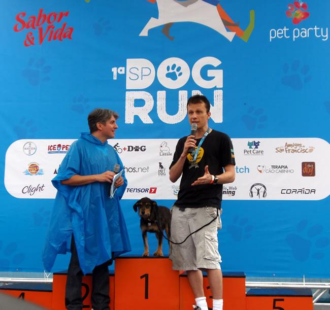 Primeira SP Dog Run – Cãorrida reúne atletas caninos e seus donos