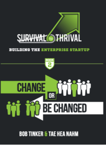 Survival to thrival book for founders