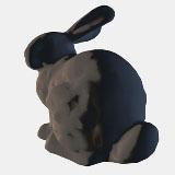 stanford bunny 5000v