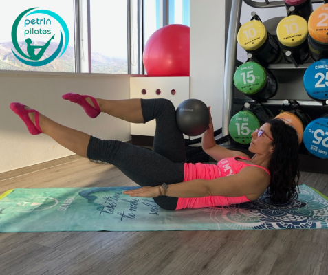 pilates abc, burning abs, petrin pilates