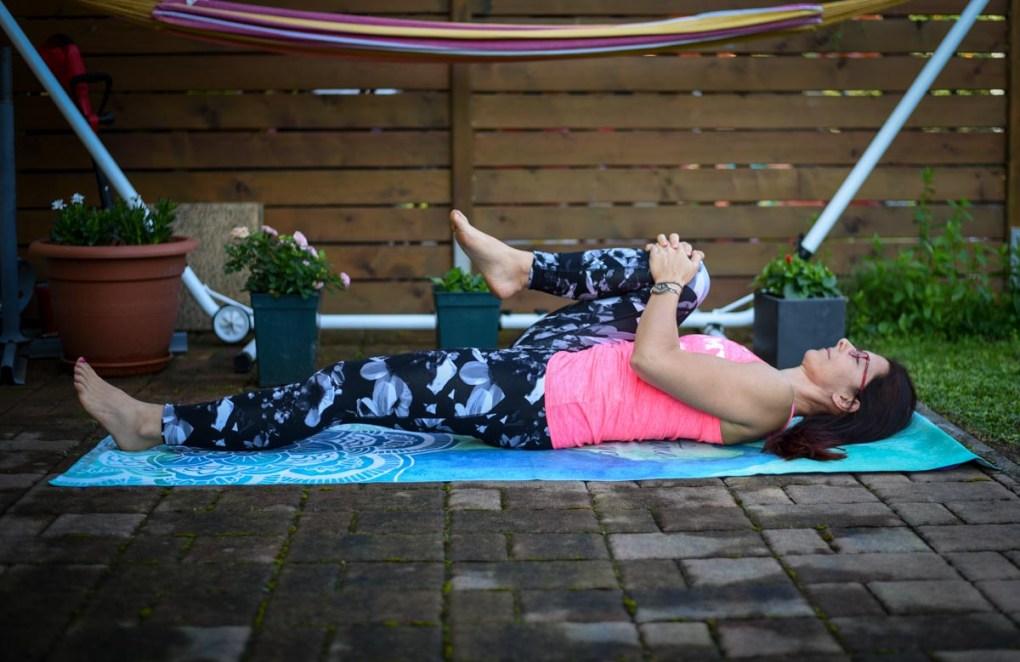 Pilates sproščanje