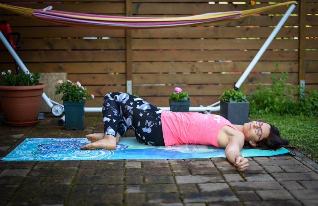 Pilates za kolke