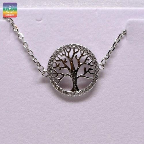 srebrno drevo življenja
