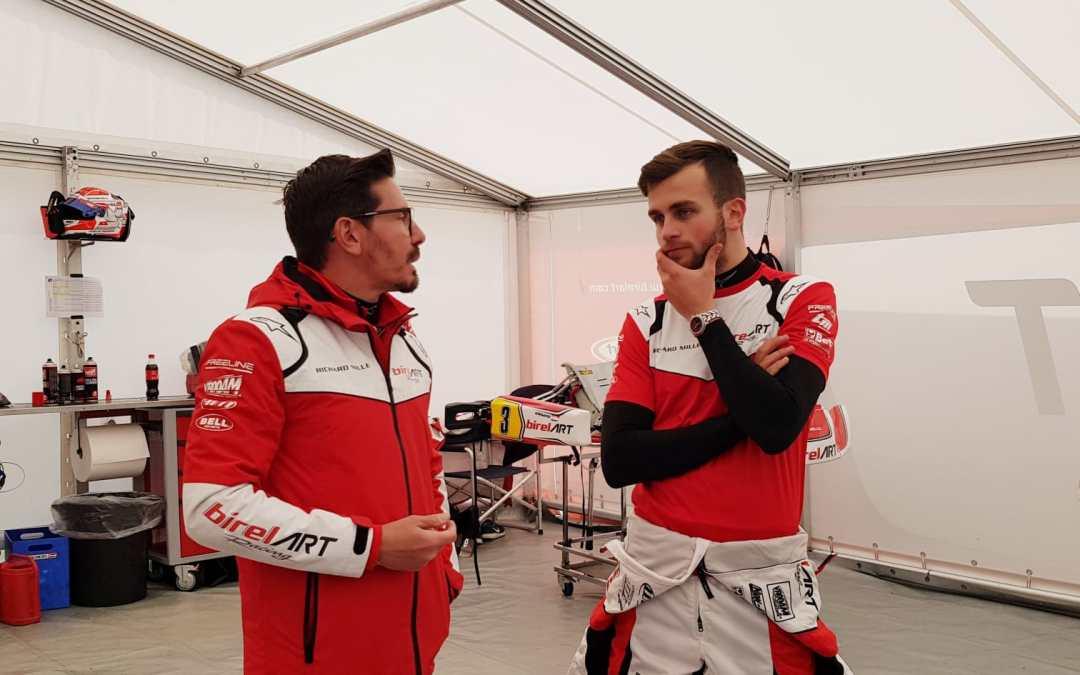 FIA Karting in Kristianstad is next for Alex Irlando