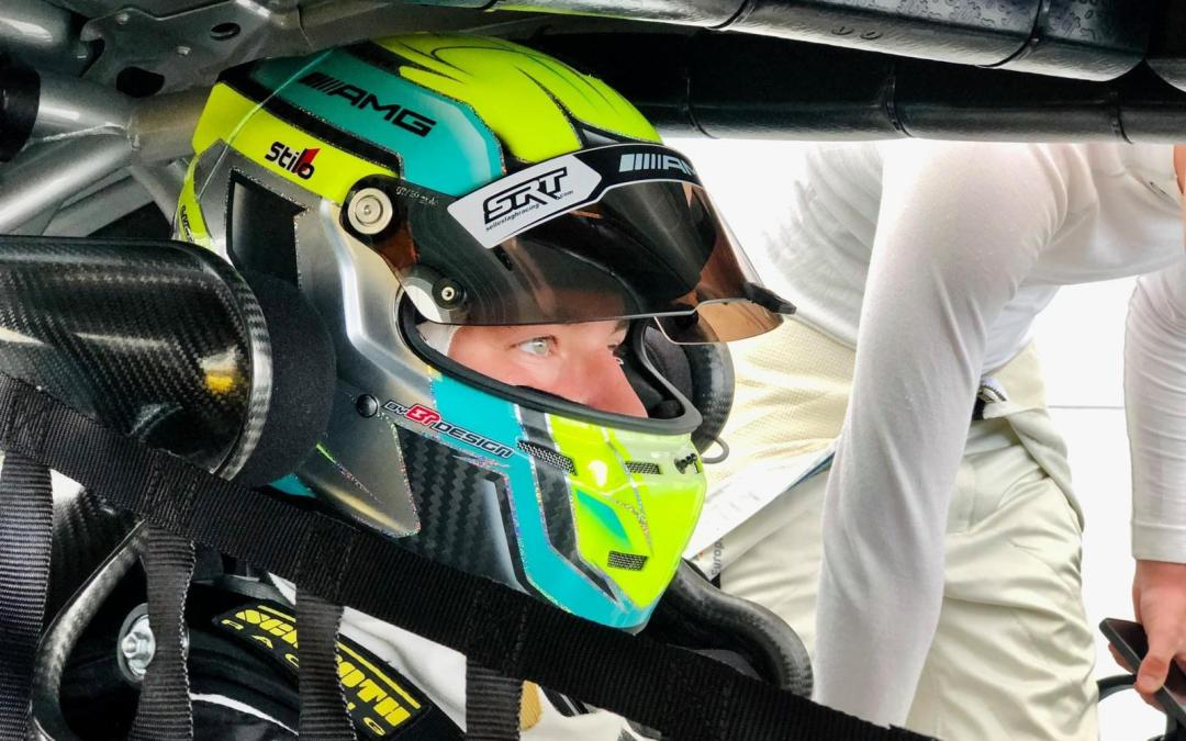 Luca Bosco aims for podium in round three of the European GT4 Series