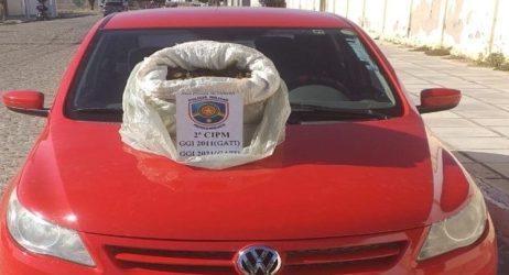 Image result for Suspeitos são detidos com mais de 6 kg de maconha em Orocó