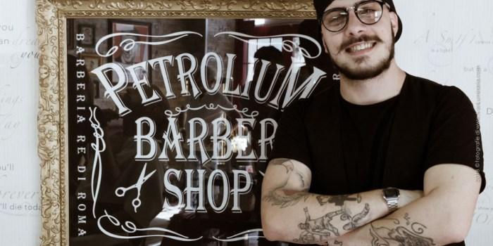 Petrolium Barbershop - i Barbieri - Leonardo