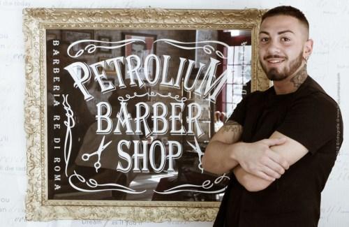 Petrolium Barbershop - i Barbieri - Romano