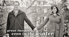 Great Portraits, Even in the Winter