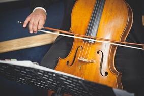 Strings Quartet at Wedding in Mechanicsville MD