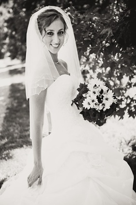 Bride in Mechanicsville MD