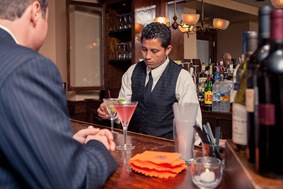 Bar Mitzvah at Maggiano's in Tyson's Corner