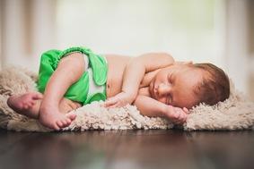 Cute Maternity and Newborn Portraits