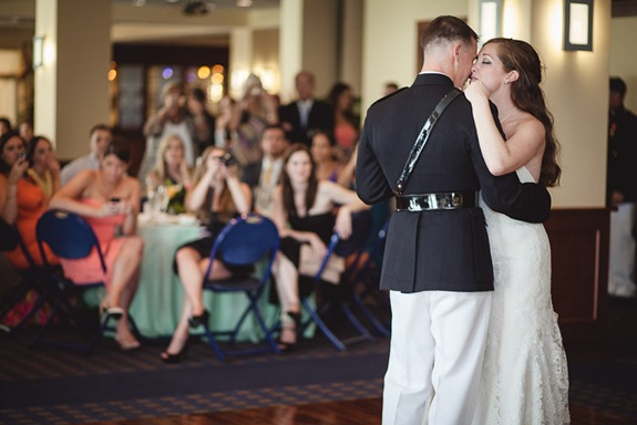 beautiful military wedding at the US Naval Academy in Annapolis MD
