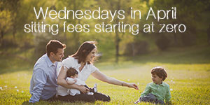 Wednesdays in April