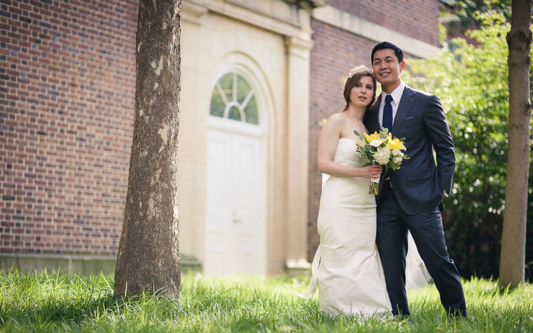 Wedding Photography at Johns Hopkins University | Samantha & Andrew