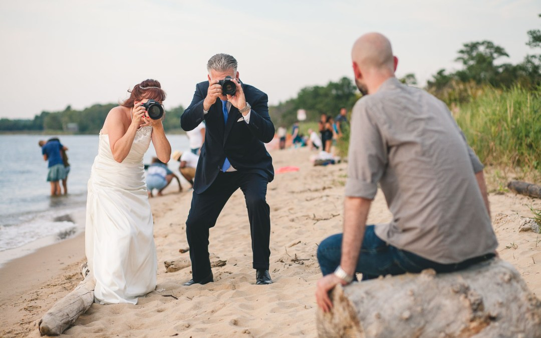Why you shouldn't let self-conscious feelings stop you from hiring a photographer