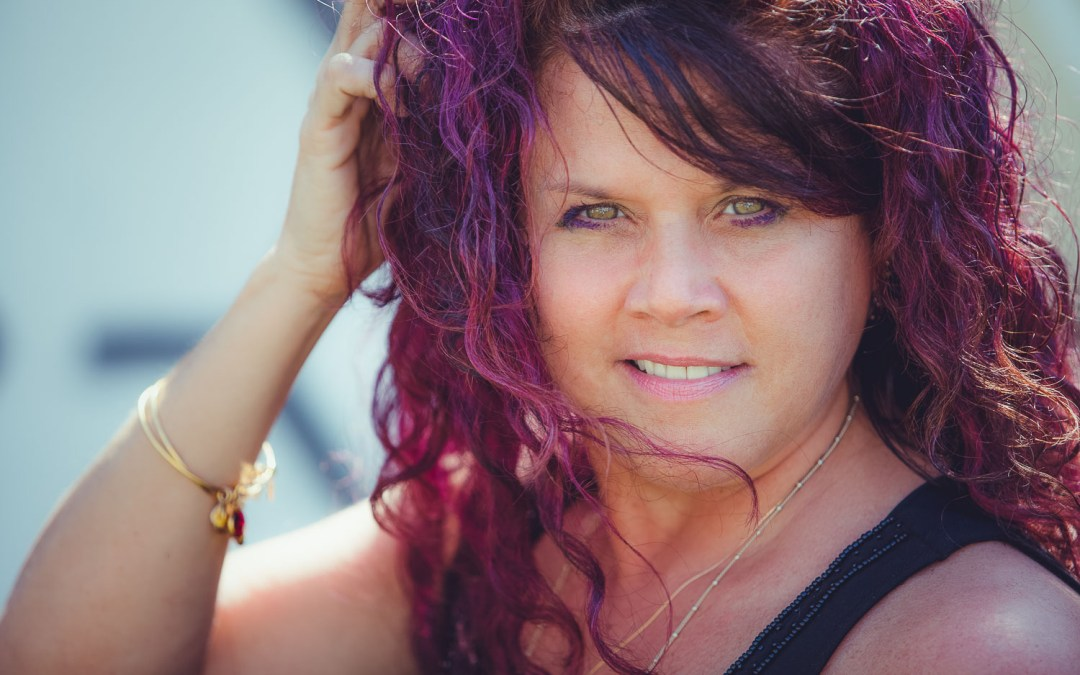 Editing Headshots with Kari Whitman, Arbonne Consultant Extraordinaire