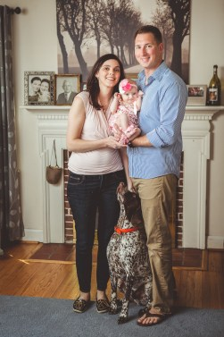 newborn shoot at home in Baltimore with petruzzo photography 13