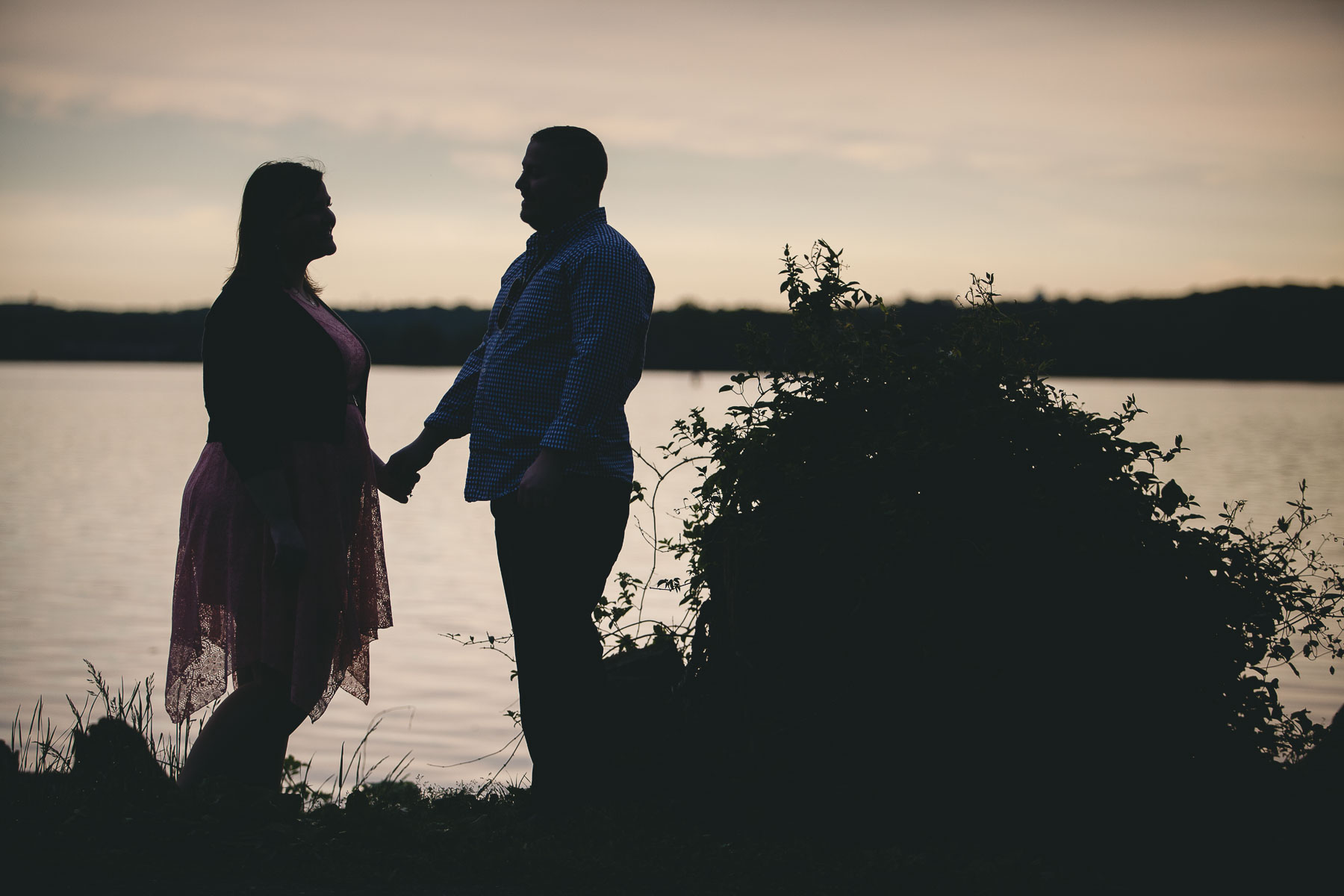 sunrise engagement session by Petruzzo Photography in old town Alexandria 06